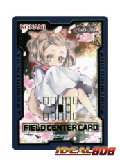 Field Center Card - Ash Blossom & Joyous Spring (Alternate Art)