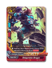 Emigurette Dragon - BT02/0010EN (RR) Double Rare