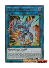 Striker Dragon - CHIM-EN098 - Ultra Rare - Unlimited Edition