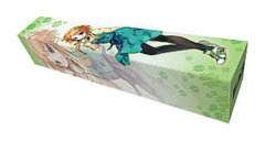 Z/X Zillions of Enemy X [Aoba Chitose Flower]  Broccoli Long Box (Fits Playmats -or- 4 Deck Boxes)