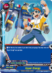 Hyper Energy [D-BT01A-EB02/0025EN R (FOIL)] English
