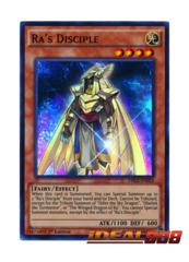 Ra's Disciple - DRL3-EN052 - Ultra Rare - 1st Edition