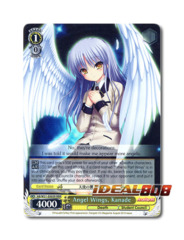 Angel Wings, Kanade [AB/W31-E005R RRR (FOIL)] English