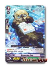 Stamp Sea Otter - PR/0024EN - PR (EB02 Promo)