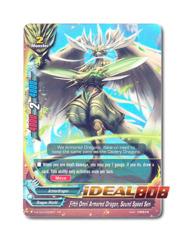 Fifth Omni Armored Dragon, Sound Speed Sen [H-BT04/0009EN RR (FOIL)] English