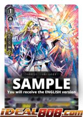 Indestructible Knight, Earina - V-TD11/008EN (FOIL)