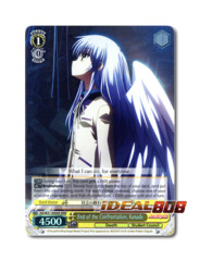 End of the Confrontation, Kanade [AB/W31-E006R RRR (FOIL)] English