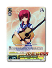 Cool Beauty, Iwasawa [AB/W31-E009R RRR (FOIL)] English