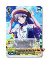 Parting Words, Kanade [AB/W31-E013R RRR (FOIL)] English