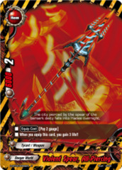 Violent Spear, All-Piercing [D-BT03/0095EN C (FOIL)] English