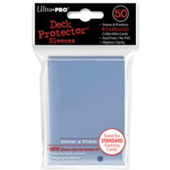Ultra Pro Large Sleeves 50ct. - Clear (#82667)