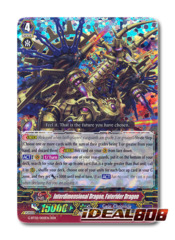 Interdimensional Dragon, Faterider Dragon - G-BT02/005EN - RRR