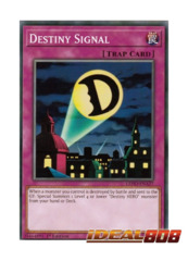 Destiny Signal - LEHD-ENA27 - Common - 1st Edition