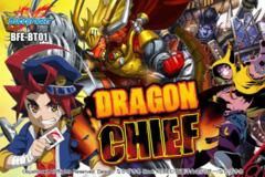 BFE-BT01 Dragon Chief (English) Future Card Buddyfight Booster Box