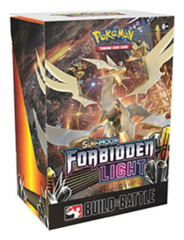 Pokemon SM06 Sun & Moon Forbidden Light Prerelease Kit (Build & Battle)
