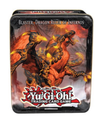 2013 Blaster, Dragon Ruler of Infernos Collectors Tin