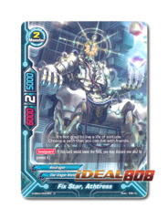 Fix Star, Athtress [H-EB04/0093EN U (FOIL)] English
