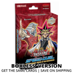 Match of the Millennium Yugioh Speed Duel Starter  Deck (Boxless) * PRE-ORDER Ships May.15