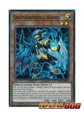 Qadshaddoll Keios - SDSH-EN001 - Super Rare - 1st Edition