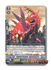 Raging Dragon, Sparksaurus - BT03/059EN - C