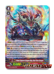 Flame Emperor Dragon King, Root Flare Dragon - G-BT01/005EN - RRR