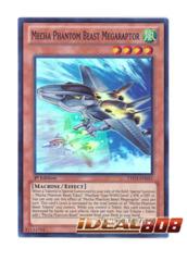 Mecha Phantom Beast Megaraptor - LTGY-EN021 - Super Rare - 1st