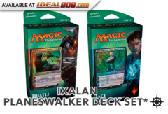 Ixalan (XLN) Planeswalker Deck Set [Both Decks]