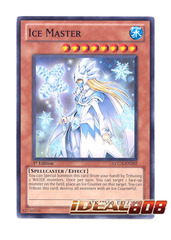 Ice Master - LCGX-EN202 - Common - 1st Edition