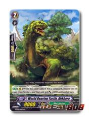World Bearing Turtle, Ahkbara - BT08/061EN - C