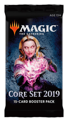 Core Set 2019 (M19) Booster Pack