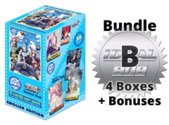 Weiss Schwarz TSK Bundle (B) Silver - Get x4 That Time I Got Reincarnated as a Slime Booster Boxes + FREE Bonus * PRE*ORDER Ship