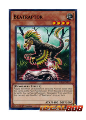 Beatraptor - RIRA-EN033 - Common - 1st Edition