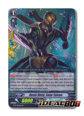 Beast Deity, Solar Falcon - BT13/013EN - RR