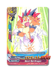 Born! Bal Dragon [D-BT01/0088EN C (FOIL)] English
