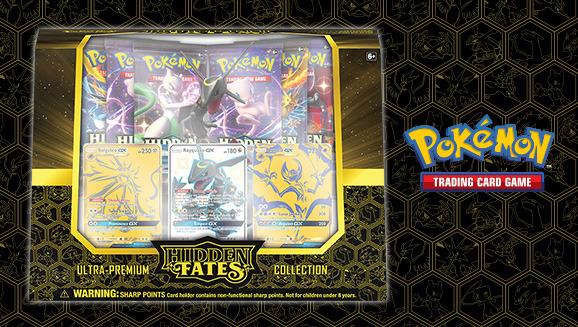 Hidden Fates Premium Collection Box * Limit 1 per customer