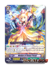 Maiden of Flower Pistol - PR/0224EN - PR (G-BT04 Promo)
