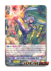 Lady Battler of the Gravity Well - G-BT03/037EN - R
