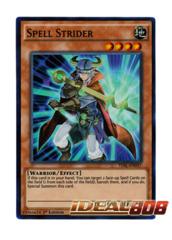 Spell Strider - TDIL-EN037 - Super Rare - 1st Edition