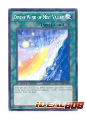 Divine Wind of Mist Valley - STOR-EN059 - Common - 1st Edition