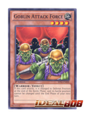 Goblin Attack Force - BP02-EN008 - Common - 1st Edition