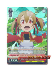 Silica in the 《Flower Garden》 [SAO/S20-E049S SR (Foil)] English
