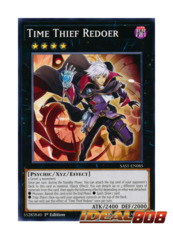 Time Thief Redoer - SAST-EN085 - Common - 1st Edition