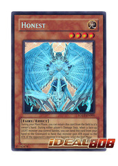 Honest - LODT-EN001 - Ghost Rare - 1st Edition