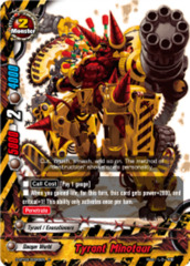Tyrant Minotaur [D-BT03/0090EN C (FOIL)] English