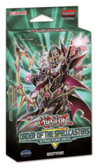 Order of the Spellcasters (1st Edition) Yugioh Structure Deck