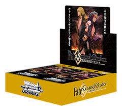 Fate/Grand Order - Absolute Demonic Front: Babylonia | -絶対魔獣戦線バビロニア- (Japanese) Weiss Schwarz Booster Box [16 Packs]