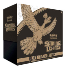 Shining Legends Elite Trainer Box