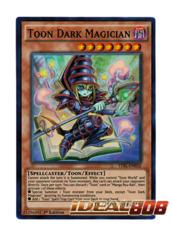 Toon Dark Magician - TDIL-EN032 - Super Rare - 1st Edition