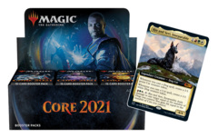 [PRE-RELEASE (Jun.26)] Core Set 2021 Draft Booster Box [Buy-A-Box Promo included (HAWAII RESIDENTS ONLY!!!)]