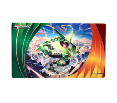 Pokemon National Championships Staff - Playmat - 2015 Mega Rayquza